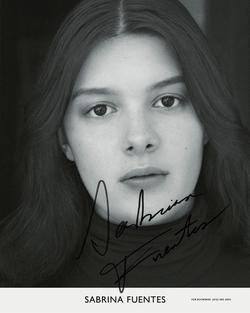 Sabrina Fuentes    92720138
