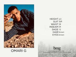 Omari G    35511613