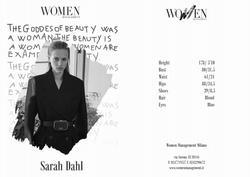 SARAH DAHL   94094040