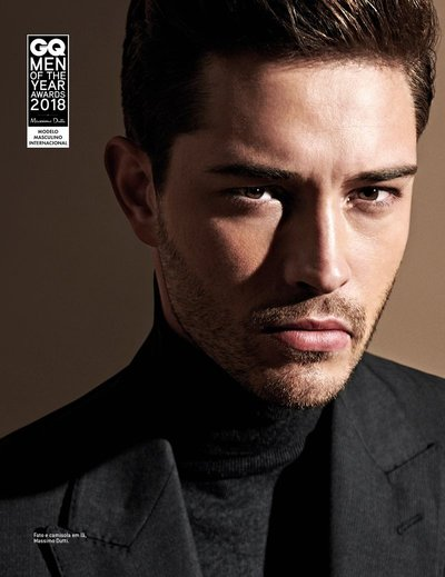 Francisco Lachowski - Ph: Branislav Simoncik for GQ Portugal