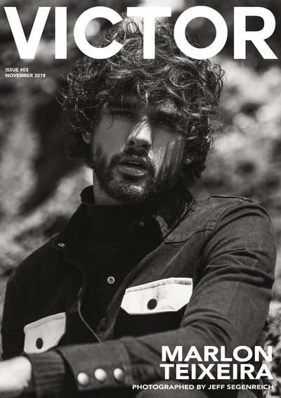 Marlon Teixeira - Ph: Jeff Segenreich for Victor Magazine 2018