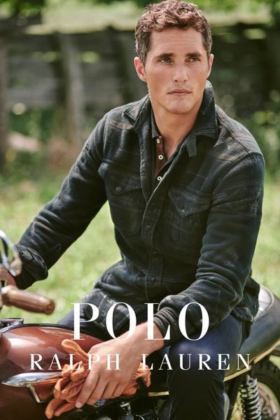 Ollie Edwards - Ph: Blair Getz Mezibov for Polo Ralph Lauren Winter 2018