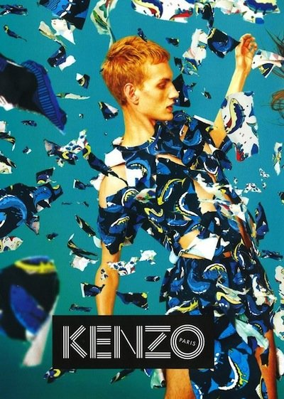 Paul Boche - Ph: Pierpaolo Ferrari for Kenzo S/S 14