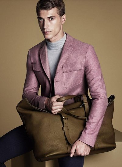 Clement Chabernaud - Photo: Mert and Marcus for Gucci F/W 14