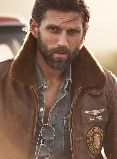 RJ Rogenski - Photo: Lachlan Bailey for Polo Ralph Lauren F/W 17