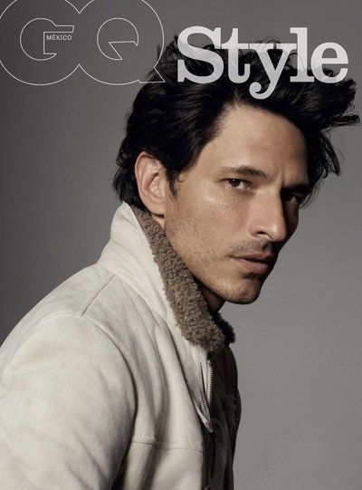 Andres Velencoso Segura - Ph: Pablo Arroyo for GQ Style Mexico F/W 18