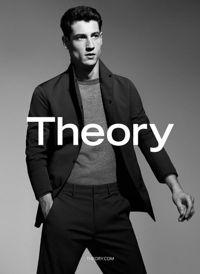 Nicolas Ripoll - Ph: Erik Torstensson for Theory S/S 17