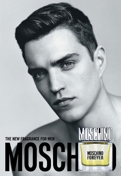 Josh Beech - Ph: Alasdair McClellan for Moschino S/S 11