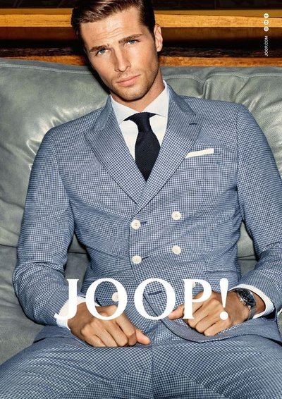 Edward Wilding - Ph: Philippe Vogelenzang for Joop S/S 19