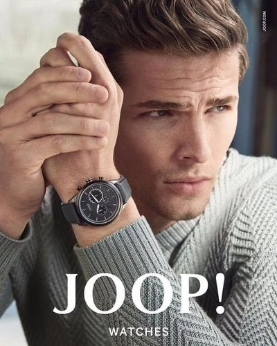 Edward Wilding - Ph: for Joop 2016