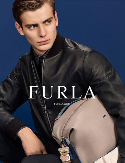 Ben Allen - Ph: Gregory Harris for Furla F/W 17