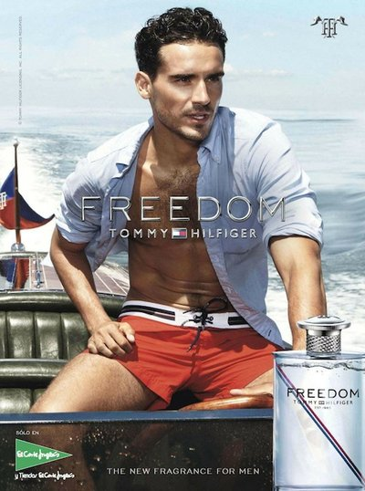 Arthur Kulkov - Ph: Craig McDean for Tommy Hilfiger Freedom Fragrance 2012