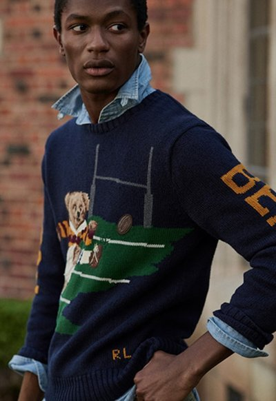 Hamid Onifade - Ph: for Polo Pre-Fall 2019