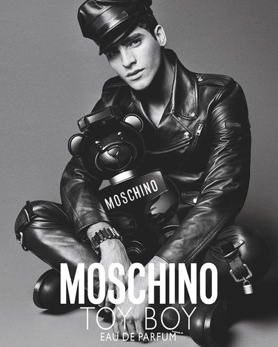 Jhonattan Burjack - Ph: Giampaolo Sgura for Moschino Fragrance 2019