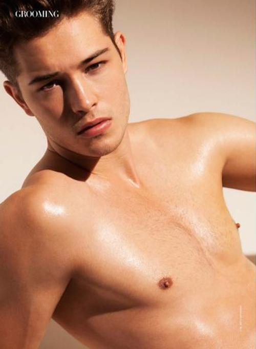 Francisco Lachowski - Ph: Natth Jaturapahu for Harper's Bazaar Thailand Men S/S 14