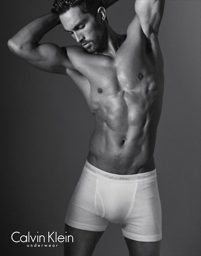 Tobias Sorensen - Ph: for Calvin Klein underwear S/S 2015