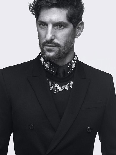 Tony Ward - Ph: Mert Alas and Marcus Piggot for Givenchy S/S 15