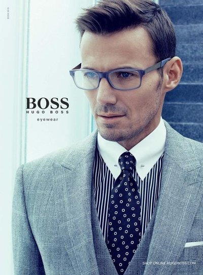 Alex Lundqvist - Photo: Marc Hom for Boss 2013