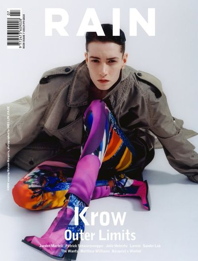 Krow Kian - Ph: Greg Jiajie for Rain Spring 2020