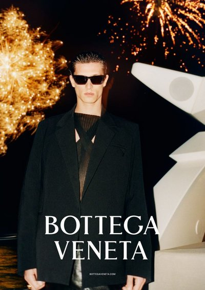 Edoardo Sebastianelli - Ph: Tyrone Lebon for Bottega Veneta Spring 2020
