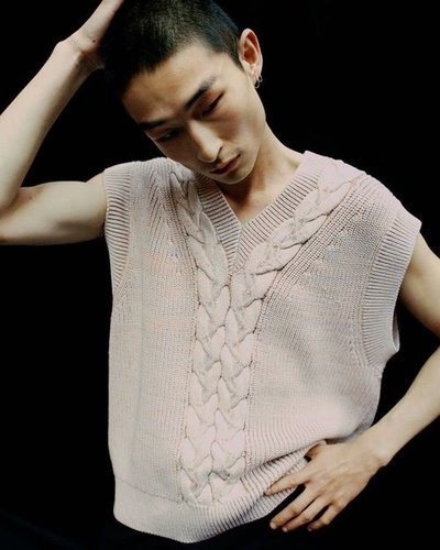 Sang Woo Kim - Ph: Jack Davison for COS F/W 20