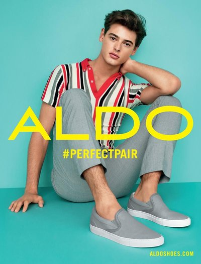 Jacob Morton - Ph: for Aldo S/S 15