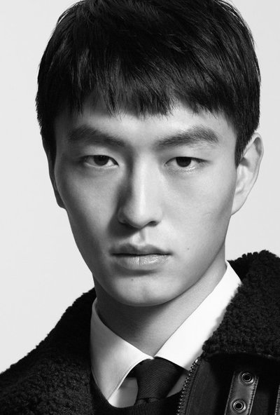 Jin Dachuan - Ph: David Sims for Boss Fall 2018