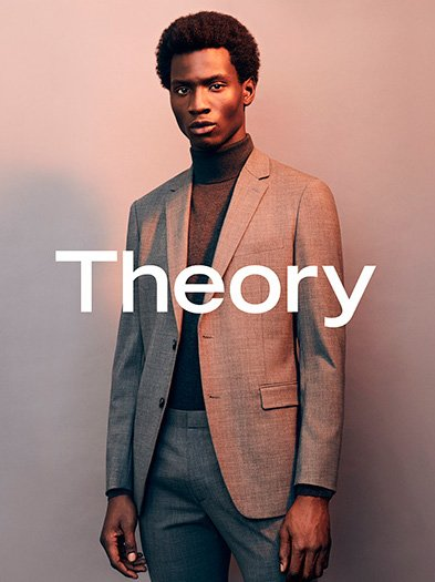 Adonis Bosso - Ph: Erik Torstensson for Theory S/S 17
