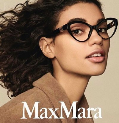 Barbara Valente - Ph: Giampaolo Sgura for Max Mara Pre Fall 2020