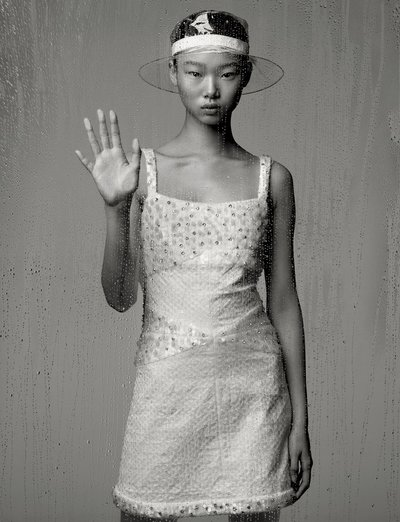 Yoon Young Bae - Ph: Craig McDean for British Vogue