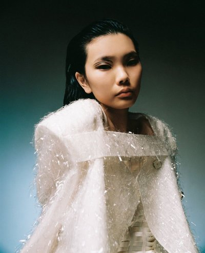 Sherry Shi - Ph: Thibaut Grevet for Hero