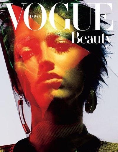 Amber Witcomb - Ph: Ben Hassett for Vogue Japan September 2018