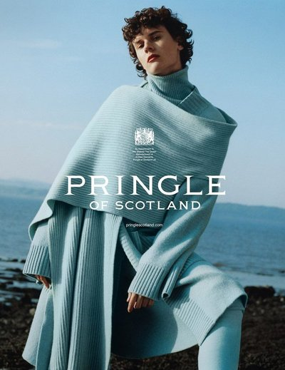 Jamily Wernke Meurer - Ph: Harley Weir for Pringle F/W 18