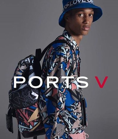 Romaine Dixon - Ph: Milan Vukmirovic for PortsV Spring 2020