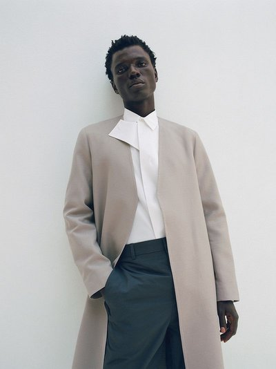 George Okeny - Ph: Zoe Ghertner for COS Spring 2020