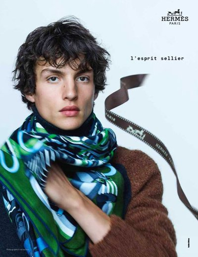 Lucas El Bali - Ph: Nathaniel Goldberg for Hermes F/W 20