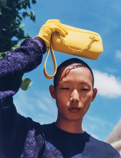 Xu Meen - Ph: Thurstan Redding for Love Magazine