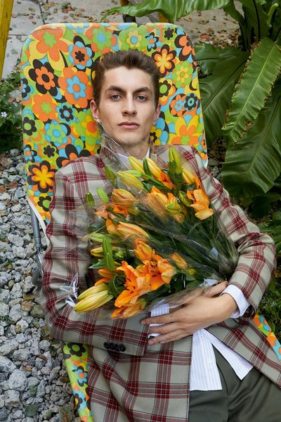 Henry Kitcher - Ph: Juergen Teller for Aishti Fall 2017