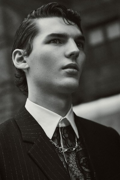 Eli Epperson - Ph: Gregory Harris for Zara Man F/W 19