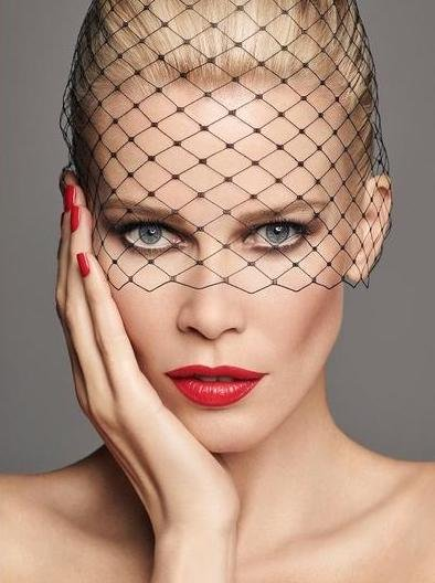 Claudia Schiffer - Ph: Luigi & Iango for Claudia Schiffer Makeup 2017