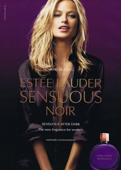 Carolyn Murphy - Photo: for Estee Lauder