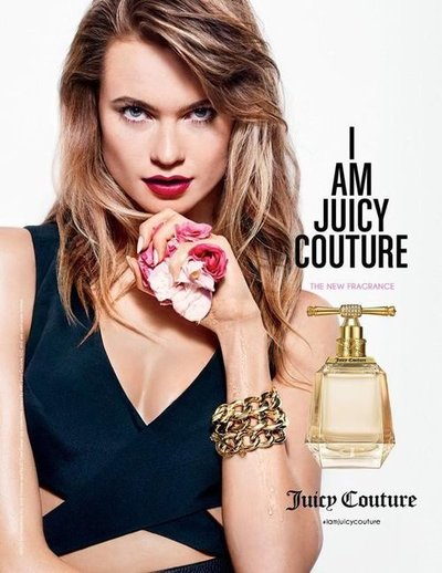 Behati Prinsloo - Ph: Solve Sundsbo for Juicy Couture Fragrance 2017