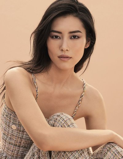 Liu Wen - Photo: Mario Testino for Chanel 2018