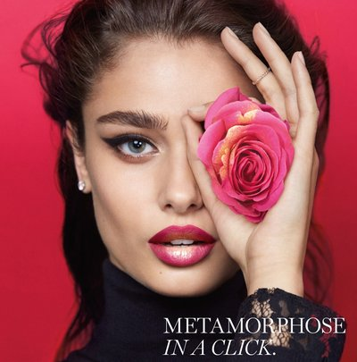 Taylor Hill - Ph: Txema Yeste for Lancome 2018