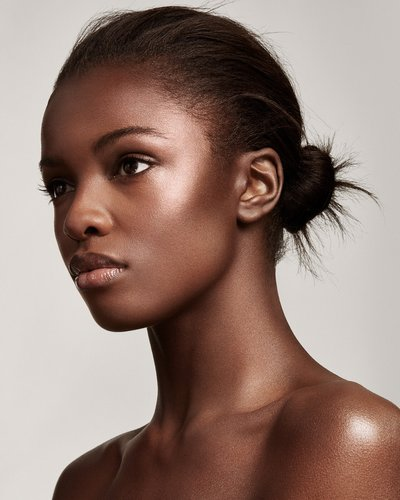 Leomie Anderson - Ph: for Fenty Beauty Fall 2017