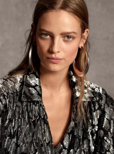 Ine Neefs - Ph. for Michael Kors Fall 2017 Lookbook