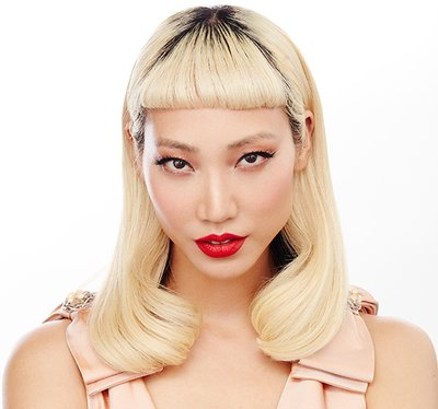 Soo Joo Park - Ph: for L'Oreal Paris 2018