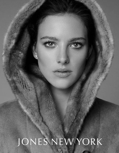 Eliza Cummings - Ph: Cuneyt Akeroglu for Jones New York Fall 2015