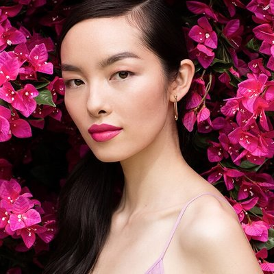 Fei Fei Sun - Ph: Alex Antitch for Estee Lauder