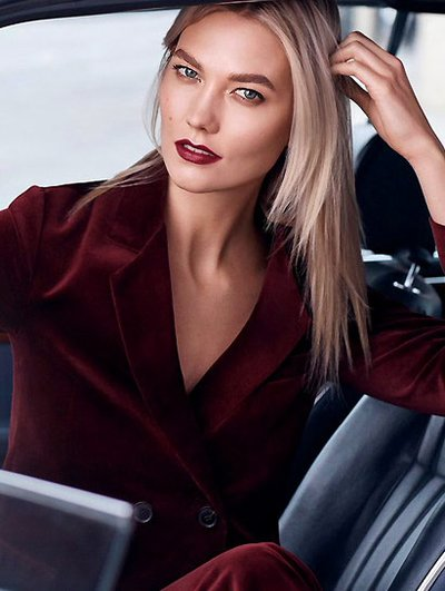 Karlie Kloss - Photo: for Estee Lauder